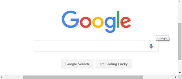 hide scrollbar in google chrome